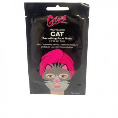 Masque facial Glam Of Sweden Chat (24 ml)
