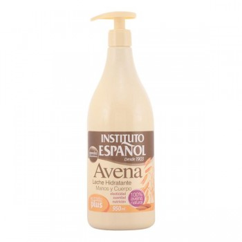 Body Milk Avena Instituto...